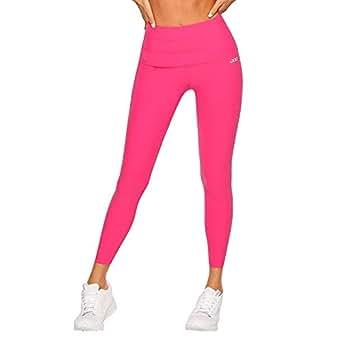 Lorna Jane Women's Strengthen High Rise Full Length Tight, Babin Pink, S