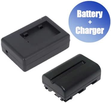 Charger Replacement for Sony DSLR-A350K 1700 mAh BattPit trade; New Digital Camera Battery