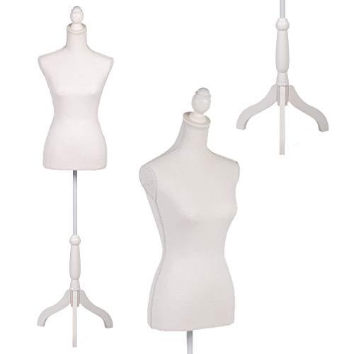 Mannequin Dress Form Female Dress Model Torso Display for sale  Delivered anywhere in USA
