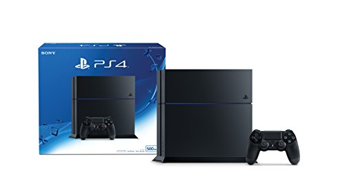PS4 500 GB Bundle with 1 Game