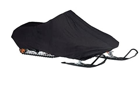 Snowmobile Snow Machine Sled Cover fits Polaris 600 PRO-RMK 155 2012 2013 2014 - Custom Fit Snowmobile Cover