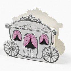 12 Mini Carriage Treat Boxes, Health Care Stuffs