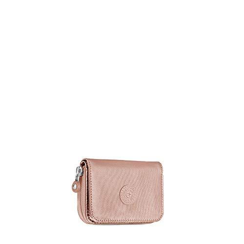 5e064f3f76cbe9 Kipling Tops Metallic Wallet One Size Rose Gold Metallic
