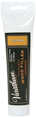 - Varathane 215199 Wood Filler, 3.5 oz, Fruitwood