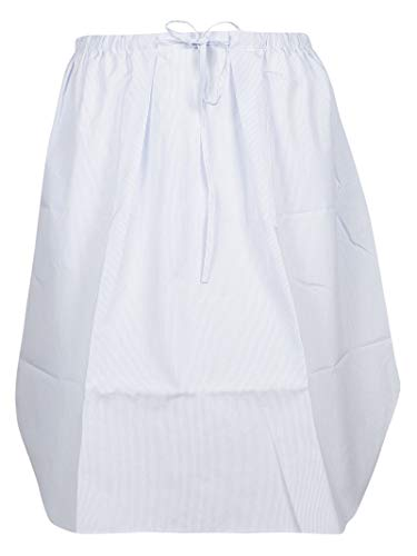 - Jil Sander Navy Women's Jnwm3507ajm2446a453 Light Blue Cotton Skirt