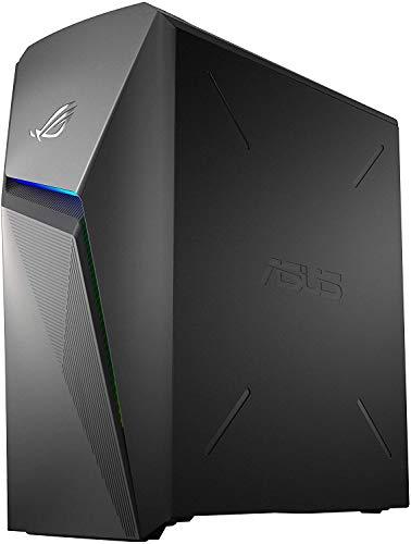 ASUS ROG Strix GL10DH Gaming and Entertainment Desktop PC (AMD Ryzen 7 3700X 8-Core, 32GB RAM, 512GB PCIe SSD + 1TB HDD (3.5), RTX 2070 Super, WiFi, Bluetooth, 6xUSB 3.1, 1xHDMI, Win 10 Home)