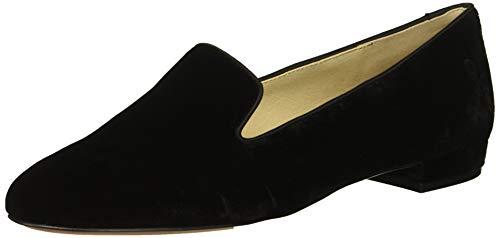 Sam Edelman Women's Jordy Loafer, Black Velvet, 10 M US