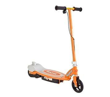 RAZOR Patinete eléctrico E90 - naranja (13181101): Amazon.es ...