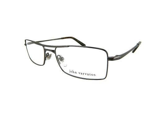 John Varvatos V138 Eyeglasses Gunmetal