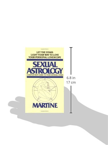 Download Sexual Astrology A Sign By Sign Guide To Your Sensual Stars By Joanna Martine Woolfolk