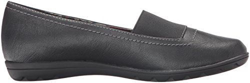 Varya Loafer Hush Slip Black Leather Puppies On Style Women's Soft by pfx1TXfqw