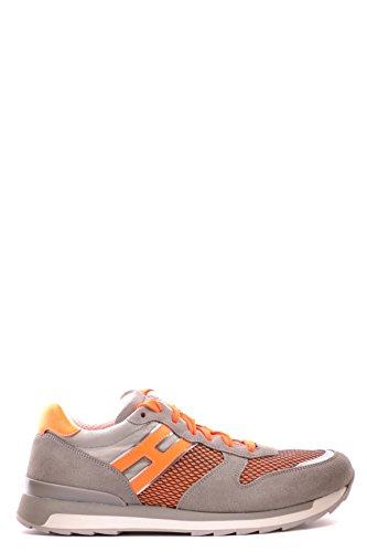 Hogan Sneakers Uomo MCBI148244O Tessuto Multicolor