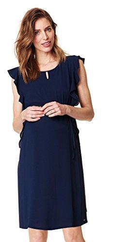 ESPRIT Maternity - Vestido - Estuche - para mujer azul noche (night blue)