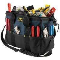 CustomLeathercraftProducts Tool Bag 22Pkt 16In Big Mouth, Sold as 1 Each Review