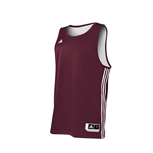 Adidas Mens Reversible Basketball Practice Jersey XLT Mar...