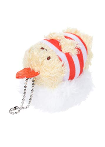 Shrimp Sushi - San-X SUMIKKO GURASHI EBI FURAI NO SHIPPO (FRIED TAIL OF SHRIMP) SUSHI MINI PLUSH