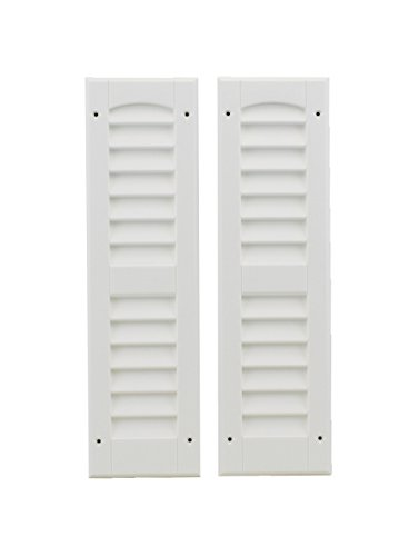 Top Louver Shutters