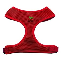 Price comparison product image Red Cherry Chipper Red Harness Small