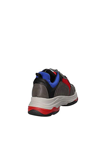 Rosso amp; Sneakers B18 Gold Gt530 Donna qwXHxpqntd