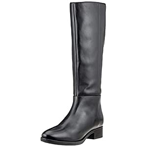 Geox D Felicity D, Knee High Boot Femme