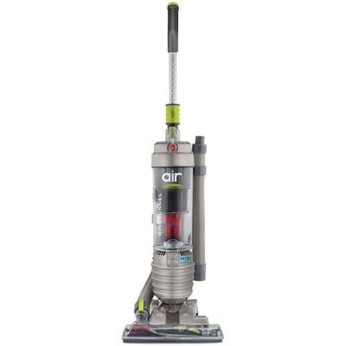 (Hoover WindTunnel Air Bagless Upright Corded Lightweight Vacuum Cleaner UH70400 (Certified Refurbished))