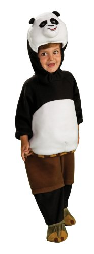 Kung Fu Panda Costume Toddler (Kung Fu Panda Costume - One Color -)