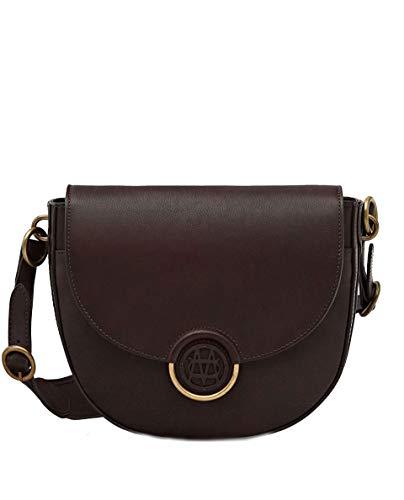 With 6913 Massimo medium 666 Logo Dutti Donna Handbag Nappa YHqIYarf