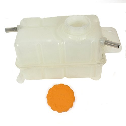 Replace Engine Coolant (NEW CNW274 Engine Coolant Reservoir Recovery Tank with Cap for 07-11 Chevrolet Aveo Pontiac G3 1.6L Replaces)
