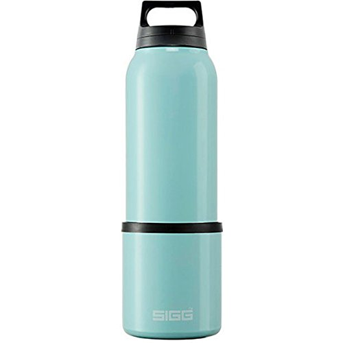 Sigg Classic Thermo Water Bottle, Teal