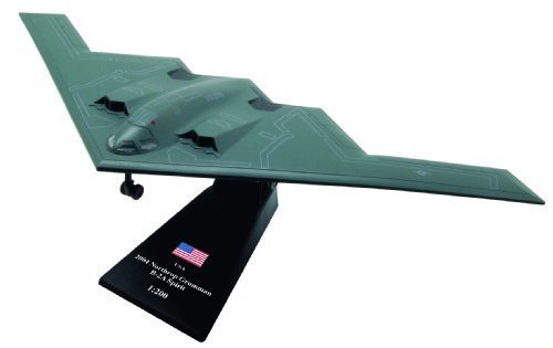 Used, Northrop Grumman B-2 Spirit 1:200 diecast model (Amercom for sale  Delivered anywhere in USA