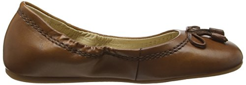 Hush Puppies Lexa Heather Bow, Bailarinas Mujer Marrón (Tan)