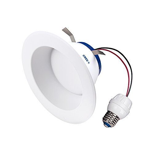 Cree SRDL6-0652700FH-12DE26-1-11 Led 6 inch Retrofit Recessed Downlight 65W Replacement Soft White (2700K),