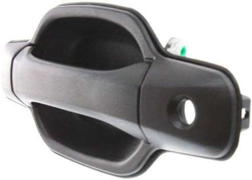 NEW FRONT LEFT DOOR HANDLE BLACK FOR 2004-2012 CHEVROLET COLORADO GM1310141