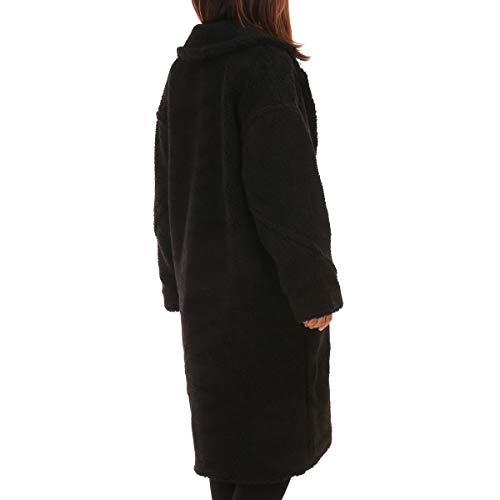 Negro Mujer Para Abrigo La Modeuse nSqZq7fPx