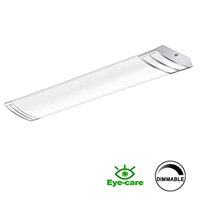 4FT 8IN Milky Cover Led Light
