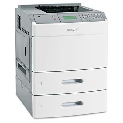 "Lexmark - T654dtn Duplex Monochrome Laser Printer ""Product Category: Office Machines/Copiers Fax Machines & Printers"""