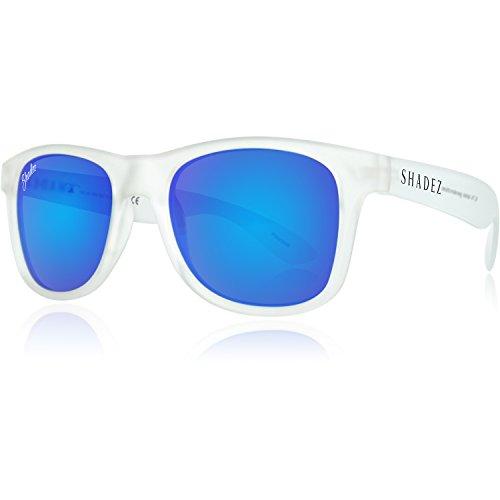 SHADEZ Kids Polarized Flex Frame Aviator Sunglasses 100% UV Protection for Children and Teens (Aviator Sonne)