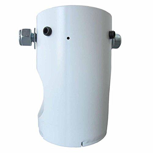 Flexson Pole Adapter for Ceiling Mount White matt FLXP1CMPA1011