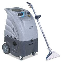 12 Gallon Tank Carpet Extractor with Dual Vacuum Motors (Floors 100 Christmas Floor 12)