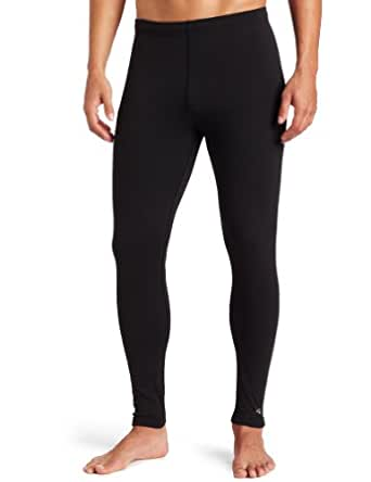 Duofold Men's Expedition Weight Two-Layer Thermal Tagless Bottom, Black, Small