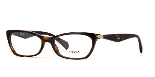 Prada Eyeglasses Frames For Women - Prada PR15PV Eyeglasses-2AU/1O1