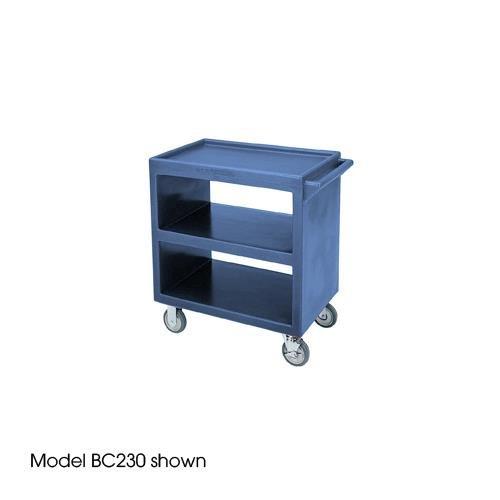 Cambro (BC2304S401) 33-1/4'' Plastic Open Service Cart
