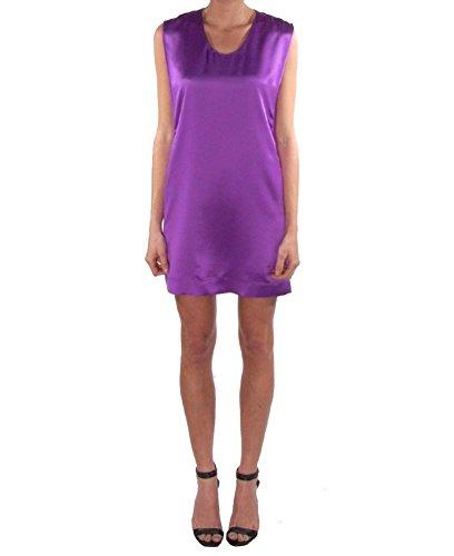 - Helmut Lang Women's Mere Silk Layered Dress Anline Navy SM