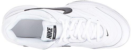 NIKE Men's Court Lite Tennis Shoe, White/Medium Grey/Black, 6.5 D(M) US by Nike (Image #8)