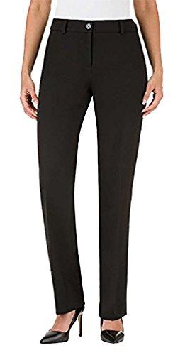 Hilary Radley Ladies Dress Pant Black, 6x30