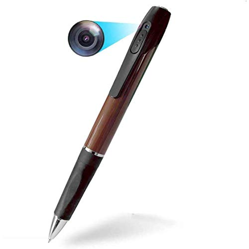 Hidden Camera Spy Camera Spy Pen LKcare 1080p HD Spy Camera Pen 2.5 Hours Video Taking Battery Life with 32GB Memory for Business Conference and Security ...