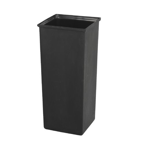 Safco Products 9668 Plastic Liner for 21-Gallon Trash Cans, sold separately, Black by Safco Products