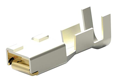 TE CONNECTIVITY Rectangular Power Contact Locking Lance AMP 316040-6 Dynamic D-5000 Series Silver Plated Contacts