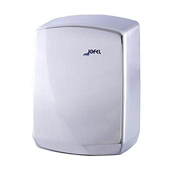 Jofel AA16000 - Secamanos Futura Óptico, Inox Brillo, 2000W: Amazon.es: Industria, empresas y ciencia