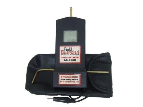 Field Guardian Digital Voltmeter